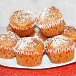 Mleczne muffinki z...