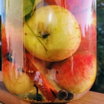 Kiszone jabłka z...
