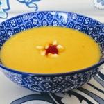 Wegańska zupa krem z...