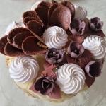 Tort kawowy kruchy, z...