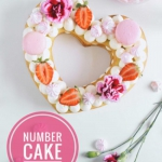 Number cake – kruchy...