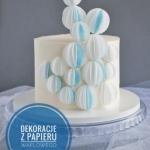 Dekoracje na tort –...