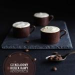 Czekoladowy kubek kawy...