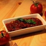 Włoski sos pomidorowy...