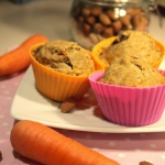 Muffiny marchewkowe z...