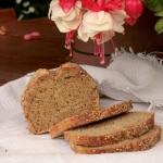 Chleb kukurydziany z...