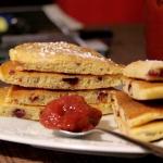 Drożdżowe pancakes z...