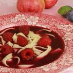 Zupa owocowa II