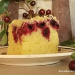 Ciasto na maślance z...