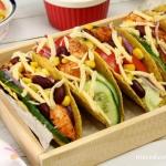 Tacos z piersią kurczaka