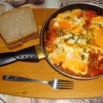 Meksykańska jajecznica.