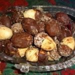 Orzeszki czekoladowe i...