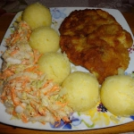 Kotlet schabowy,...