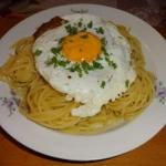 Makaron spaghetti z...
