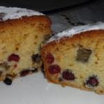 Ciasto z wiśniami,...