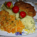Schabowy kotlet,...