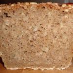 Chleb żytni, razowy 3...