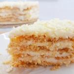 Niesamowite ciasto...