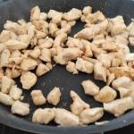 Kurczak z ryżem w sosie...