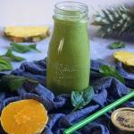 Jogurtowy zielony...