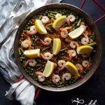 Hiszpańska paella z...