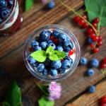 Galaretka z owocami lata