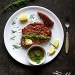 Stek z tunczyka grillowan...