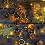 Suszone pomarańcze,...