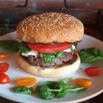 Grillowane domowe burgery