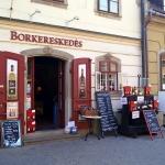 Eger - na węgierskim...