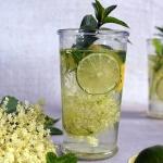 Lemoniada z kwiatów...