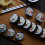 Domowe sushi, maki z...