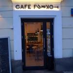 Cafe Furkot, idealne...
