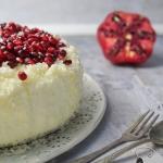 Ciasto śnieżny puch z...