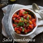 Klasyczna salsa...