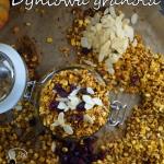 Domowa dyniowa granola...