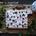 Łatwe ciasto agrestowe