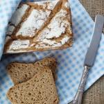 Najprostszy chleb żytni...