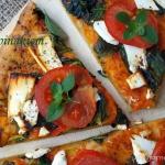 Pizza pszenno-żytnia ze...