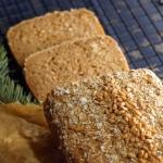 Razowy chleb na zakwasie...