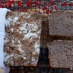 Chleb na zytnim zakwasie ...