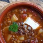 Rozgrzewajaca zupa z socz...
