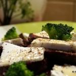 Salatka: buraczki i feta