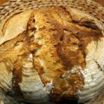 Chleb na zakwasie z San...