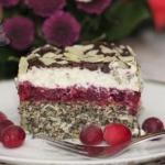Ciasto Makowa Panienka z...