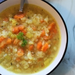 Tattie soup