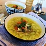 W świecie szkockich zup.