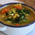 Scottish Red Lentil Soup...