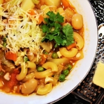 Minestrone soup / Zupa...
