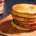 040. bananowe pancakes
